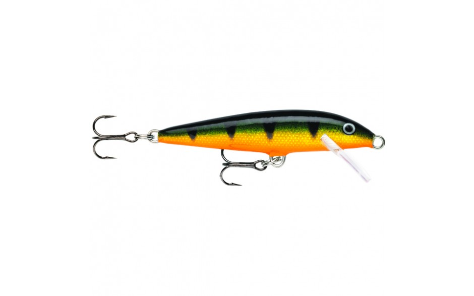 Wobbler Rapala Original Floating 5 cm Perch Barsch 3 Gramm bis 1,5 Meter Tauchtiefe