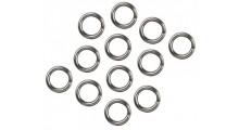 Gamakatsu Hyper Split Ring - Sprengring 20 kg