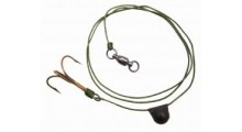 Black Cat Deadbait Rig Drilling 100 kg