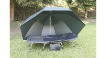 Anaconda Oval 345 Solid Nubrolly - Schirm Angelschirm