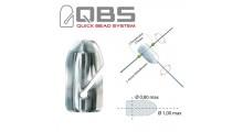 QBS - Perlen groß (Norway) Angelzubehör Perlen zum Meeresangeln