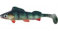 Clone Shad Barsch 6,5cm Angelköder Gummifisch zum Angeln auf Raubfische