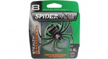 Berkley Spider Wire Stealth Smooth 8 Braid 0,12 mm 10,7 kg  8fach geflochtene Angelschnur moosgrün Meterware