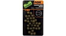 FOX Edges Tapered Bore Beads Ø 6 mm