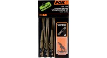 FOX Edges Lead Clip Leadcore Leaders with Kwik Change Kit