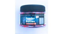 Carp Zoom Feeder Boilies 8 mm Erdbeere