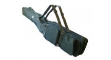 Angelrutentasche Behr 1,5 Meter 3 Innenfächer als Rutentasche und Rutenrucksack für Angelruten