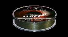 Geflochtene Angelschnur 0,25 mm 24,5 kg olivgrün Preis pro Meter