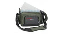 Jig Bag NX Angeltasche mit 2 Angelboxen von Iron Claw