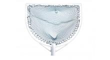 Teich Kescher Karpfen 55 cm 30 mm Maschenweite Teichunterfangkescher Fischzuchtkescher