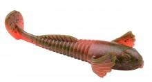 Spro Shy Goby 10 cm Angelköder red green Crab Gummifisch für Raubfische Hechtköder