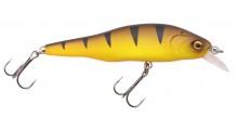Power Catcher Minnow 80 YELLOW PERCH UV  8cm 10,9g Farbe Yellow Perch UV 1,0 Meter Tauchtiefe